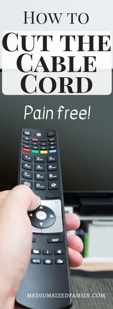 Looking for a pain free way to cut the cord on your cable tv? This guide is perfect for getting your favorite TV shows without the high cost!