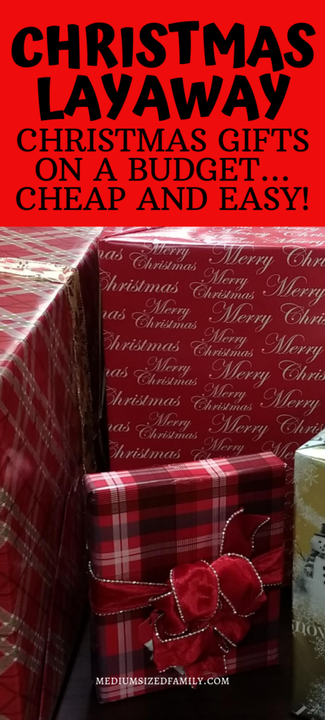 Need Christmas gifts on a budget? Layaway can be the best way to make your gifts more affordable this year!