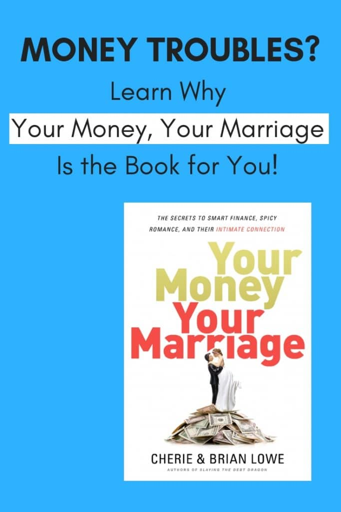 If your marriage has money troubles, this is the book for you!