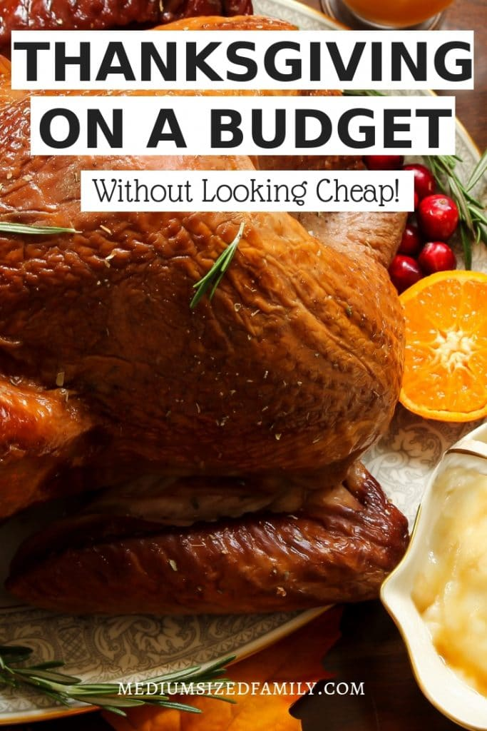 Save on your Thanksgiving dinner menu this year with these ideas for a cheap Turkey day! Decor and Thanksgiving foods don't have to be expensive.