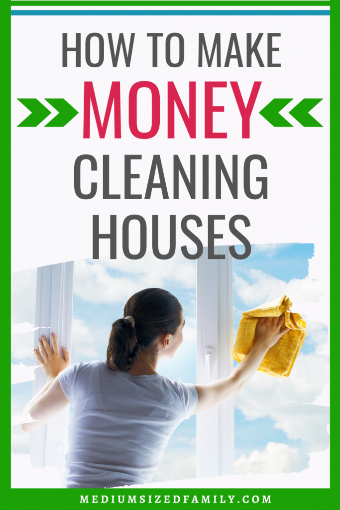 Ever wanted to own your own business?  Work from home moms can make money with a house cleaning business. Learn how to become an entrepreneur by beginning your startup in your own hometown.