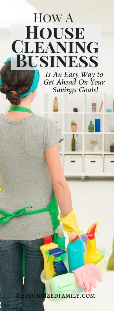 Learn how to start a house cleaning business with these simple ideas and tips!