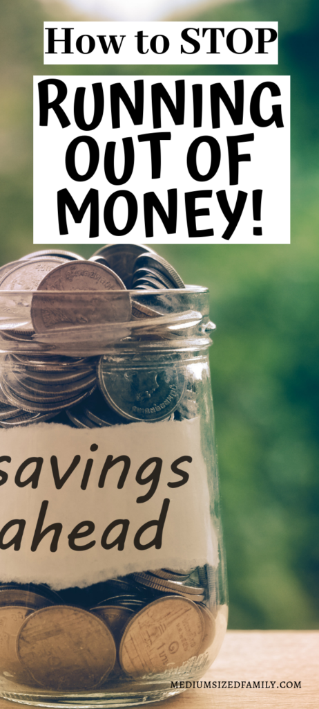 When you're tired of being poor, these money saving tips will help you manage your life so you can stop running out of money!