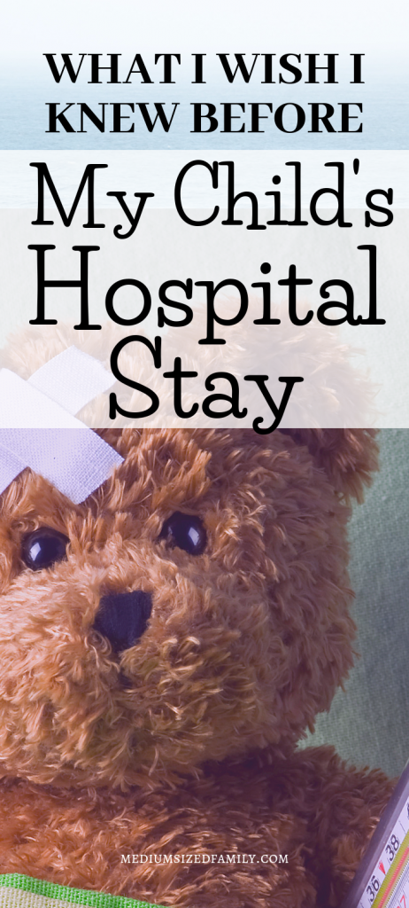 When you have an upcoming hospital stay after surgery for your child, there's enough anxiety. Get some calm with these ideas for coping with a long hospital stay.