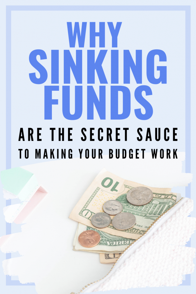 What are sinking funds and why do they help your budget? Even if you are a beginner budgeter you need to manage your money using this amazing tool
