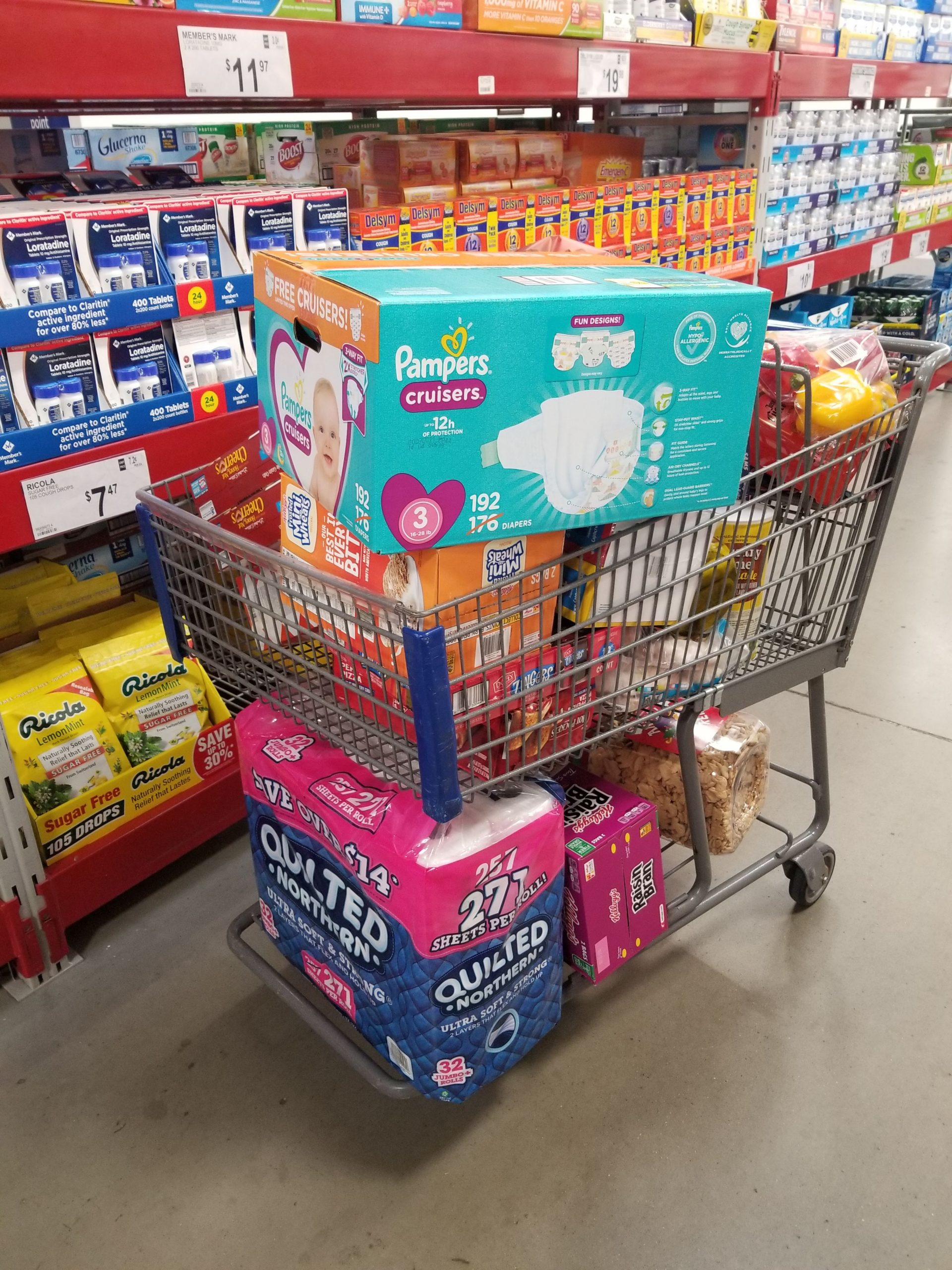 Shopping At Sam's Club - How To Find the Deals