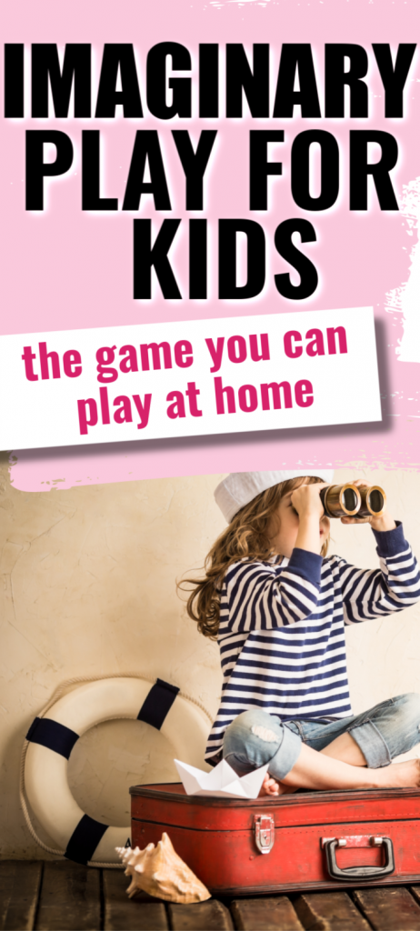 This diy game is a fun way to use imagination for kids. Imaginary play ideas for kids and parents. Family time at home activities and printables you can use right away. For your indoor space.