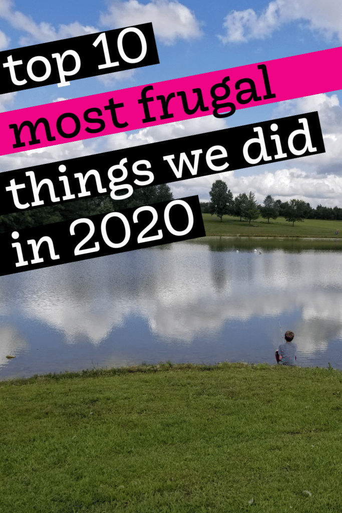 The most frugal things to do this year. Frugal things you can do this year.